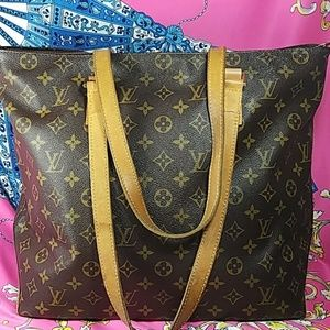 Authentic Louis Vuitton Monogram Shoulder Bag